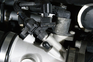 Fuel injector service at Toyota of Orlando.