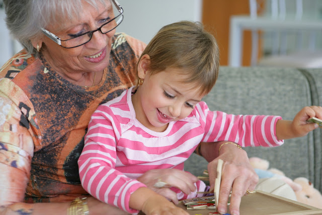 Can relationships with grandkids help grandparents live longer?
