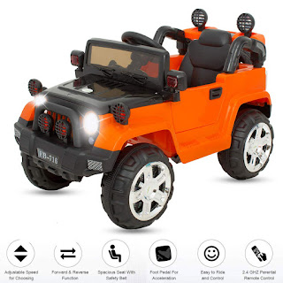 Best Electric Toy Cars For Kids