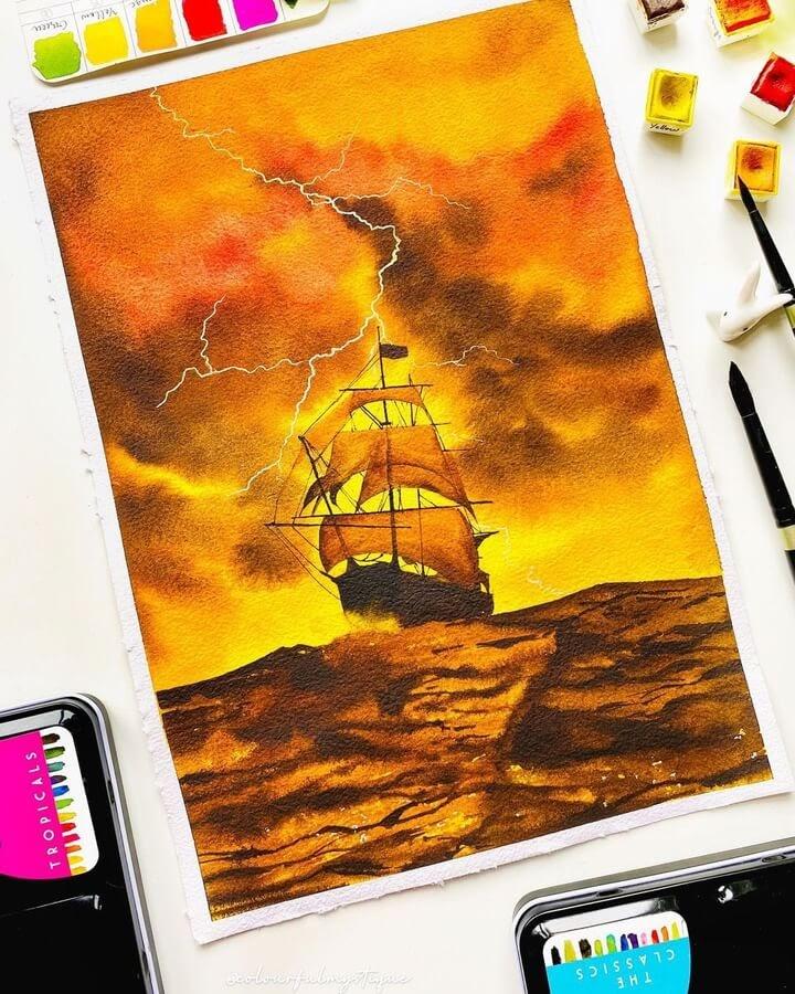 02-Ship-Galleon-Geethu-www-designstack-co