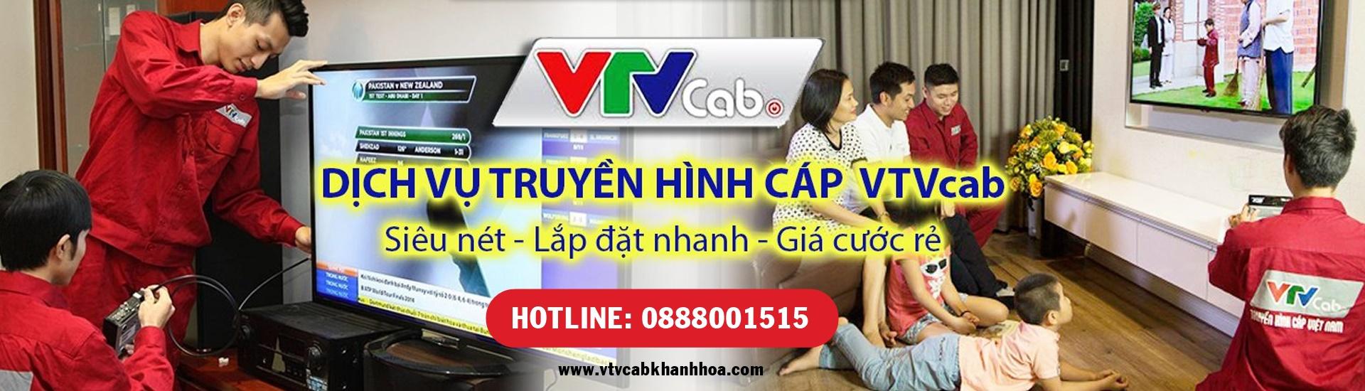 Truyền hình cáp VTVCab Khánh Hòa