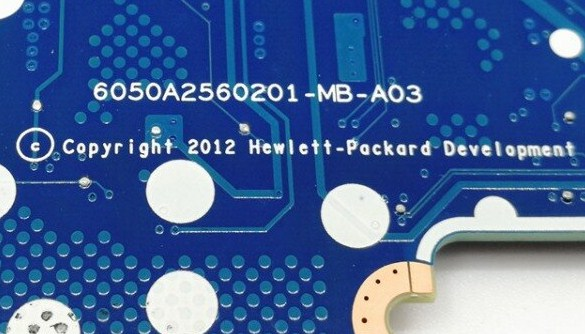 6050A2560201-MB-A03 HP Elitebook 840 G1 Bios