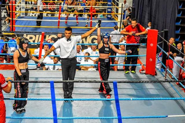Puchar Świata, Best Fighter, Rimini, 2016, kickboxing, Zielona Góra, Emilia Czerwińska, Stowarzyszenie Kultury Fizycznej Boksing Zielona Góra