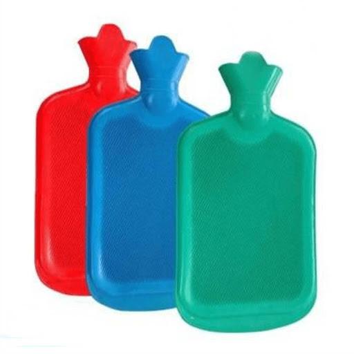 Bantal Kompres Air Panas Buli Buli Hot Water Bag Warm Water Zak (WWZ)