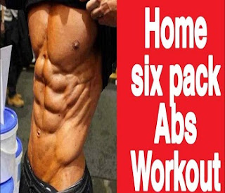 What is the best six pack abs workout at home ?  Guide step by step