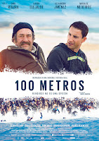 Póster de 100 Metros