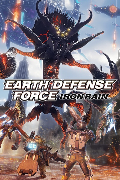 โหลดเกมส์ EARTH DEFENSE FORCE: IRON RAIN