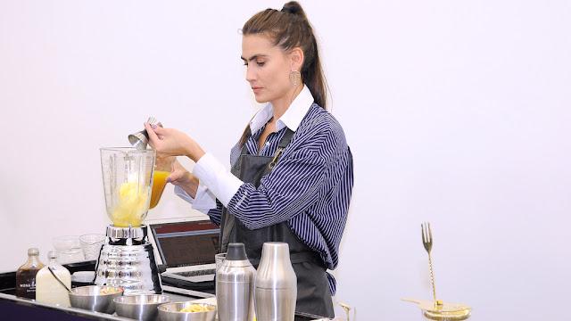 AFADHYA junto a Mona Gallosi presentan Cocktails con Helado Artesanal