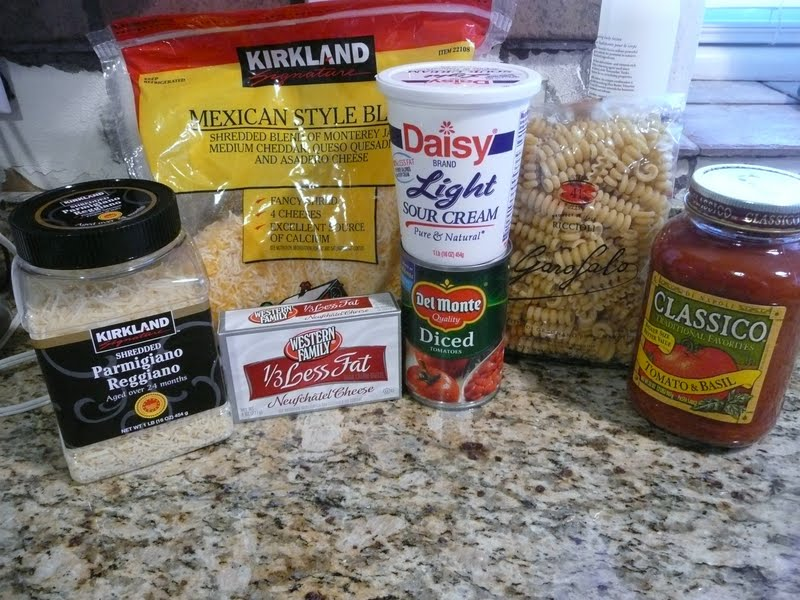 The Grubery Creamy Baked Pasta Recipe