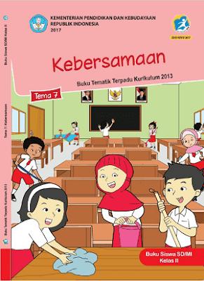 Kunci Jawaban Tematik Kelas 2 Tema 7 Kebersamaan www.simplenews.me