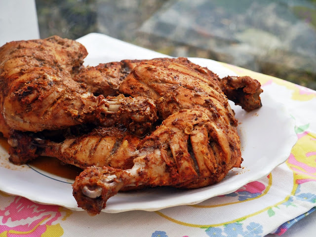 Chicken Tandoori (Philips Airfryer)