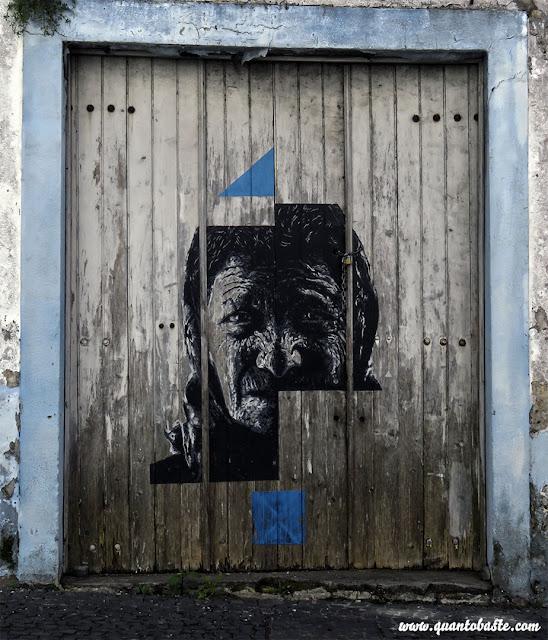 Arte Urbana - Ponta Delgada - São Miguel - Açores