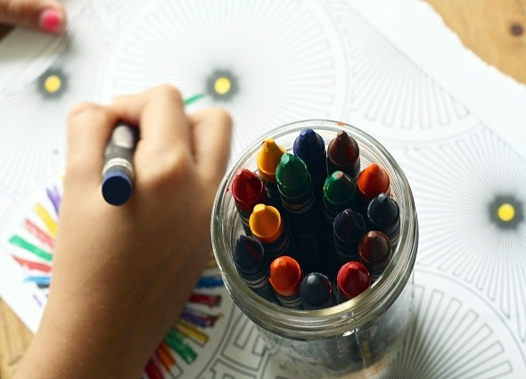 colorear, dibujos infantiles para colorear, plantillas, manualidades
