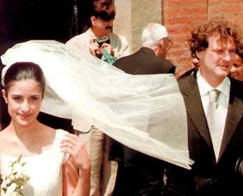 The League of British Artists: Colin Firth's Wedding ...