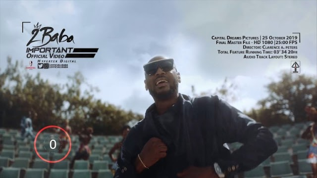 [Video] 2Baba - Important