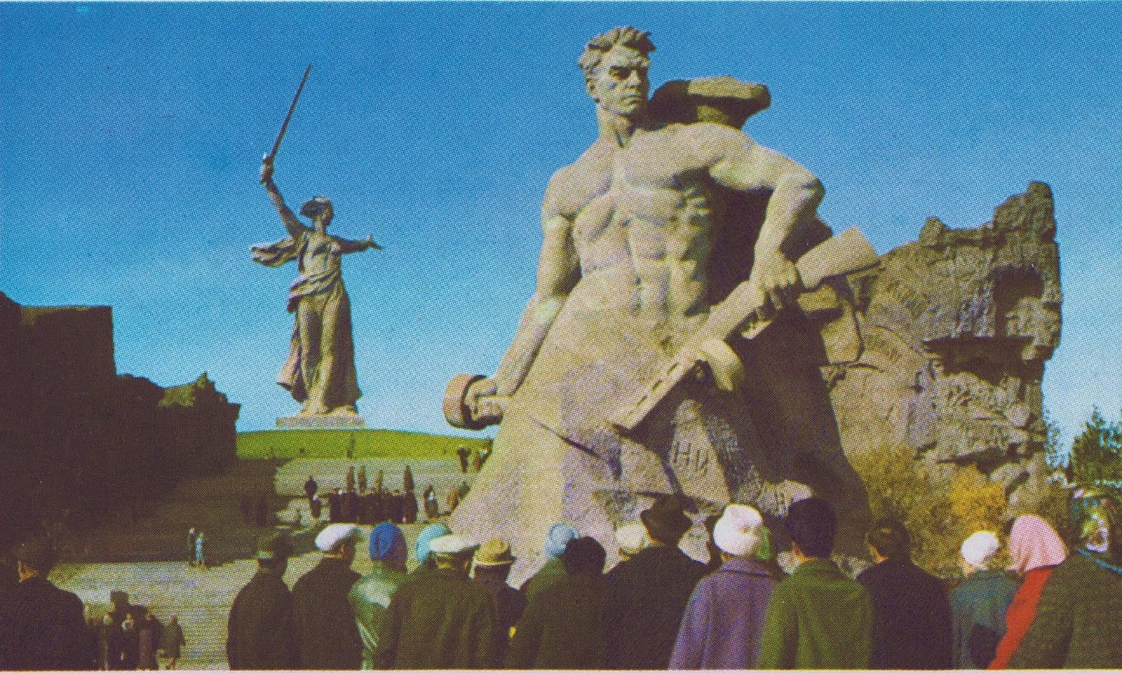 The Left Chapter: Second World War Hero Cities of the USSR w