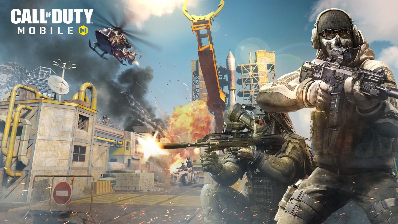 تحميل لعبة كول أوف ديوتي Call of Duty: Mobile برابط مباشر