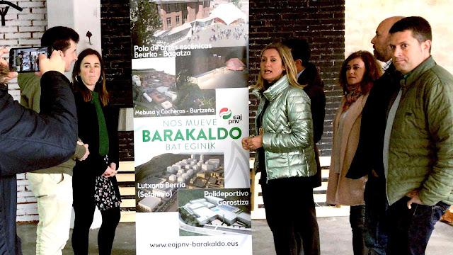Campaña electoral de Amaia del Campo en 2019