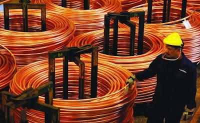 """Sobre demanda del cobre: Bank of America asegura que el mundo """"se está quedando sin cobre"""""""