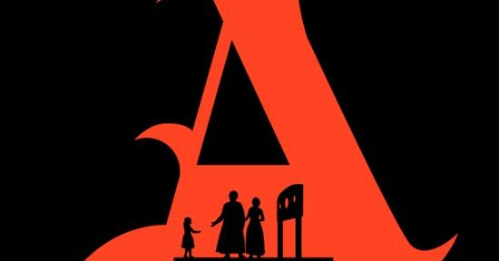 What are some biblical allusions in the book Scarlet Letter?
