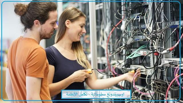 اوسبيلدونغ معلوماتية Systemintegration