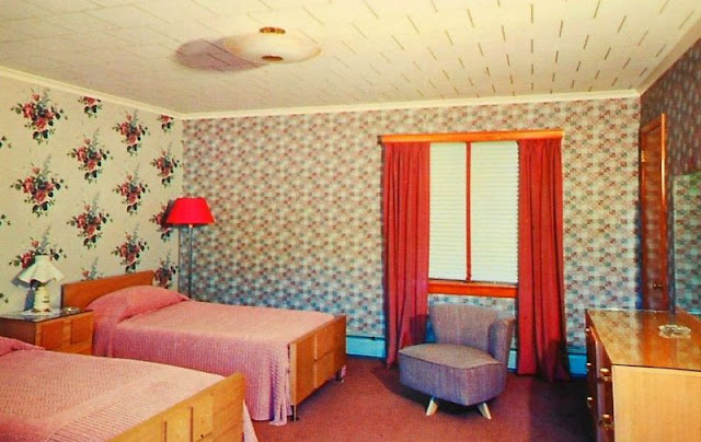 44 Cool Pics Show Bedroom Interior Of The 1950s And 60s