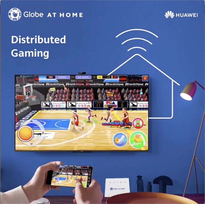 More Reasons to Amplify Your Home with Huawei and Globe At Home!