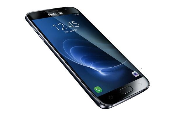 Samsung Galaxy S7 sau khi thay màn hình