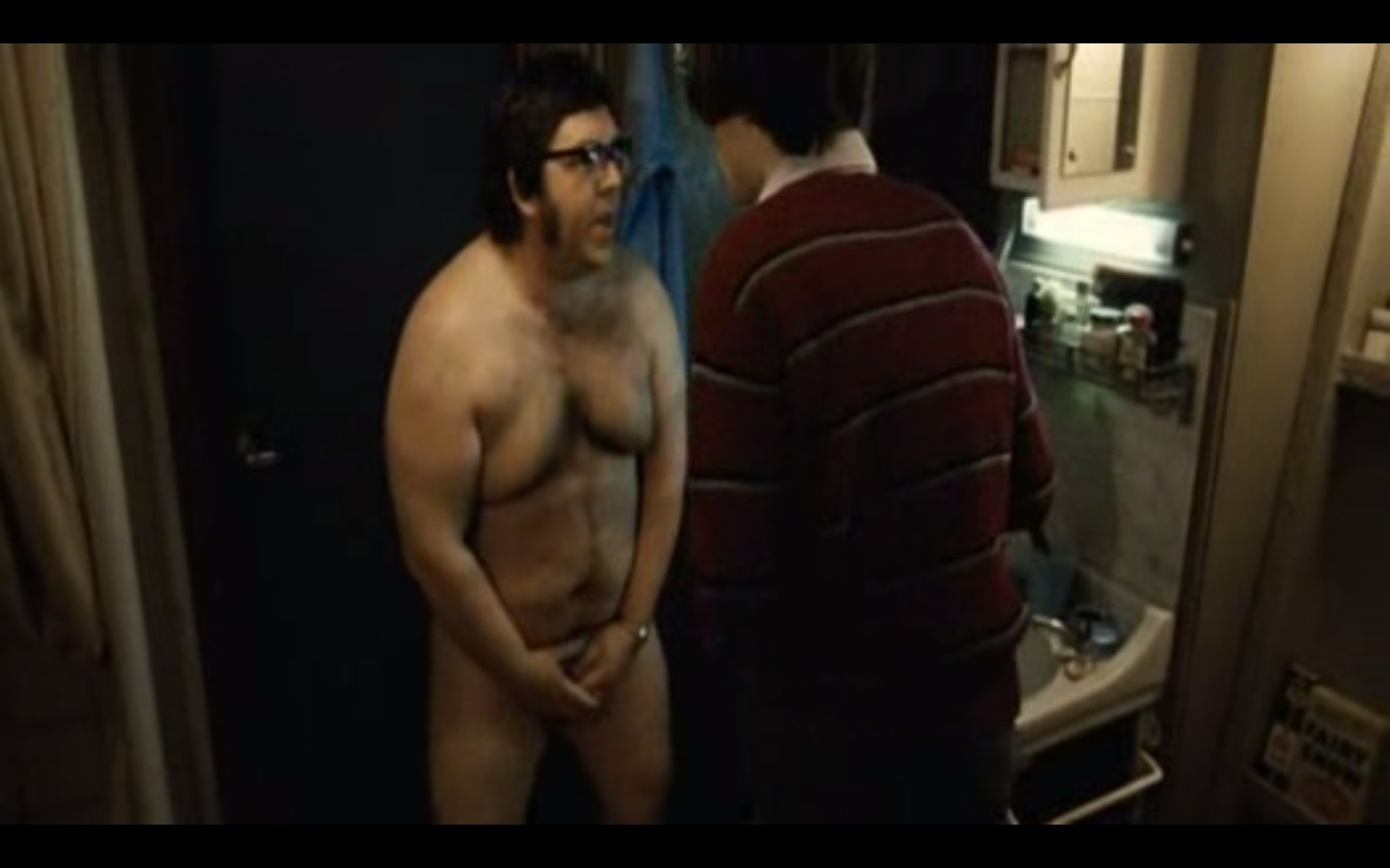 Nick Frost Nude 34