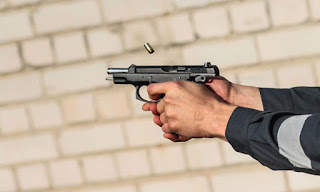 Two policemen on polio duty martyred late