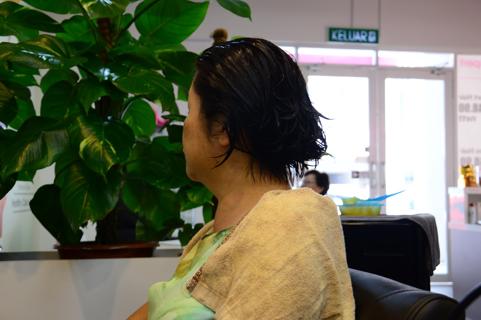 Hair Color Expert Sri Petaling review