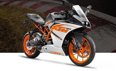 KTM RC 200 HD picture