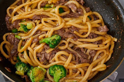 Recipes Japanese Yaki udon