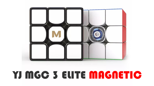YJ MGC 3 Elite Magnetic
