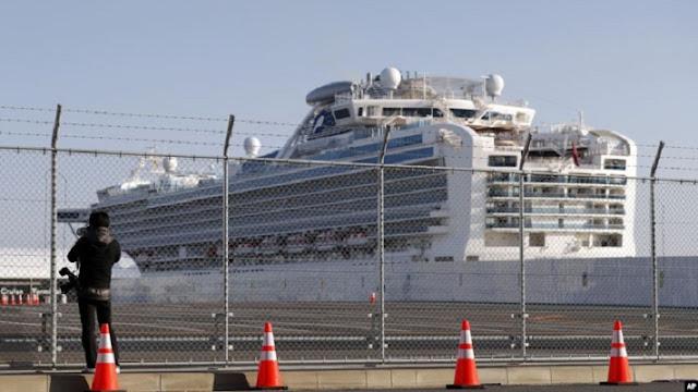 Pemerintah Akan Evakuasi 74 WNI di Kapal Pesiar Diamond Princess
