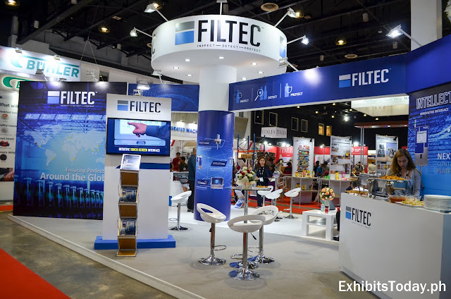 FILTEC Tradeshow Display