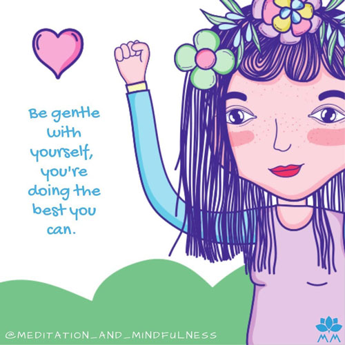 23 Self Love Quotes To Inspire You to Love Yourself More. Self Improvement Quotes via thenaturalside.com | #selfcare #selflove #gentle #quotes