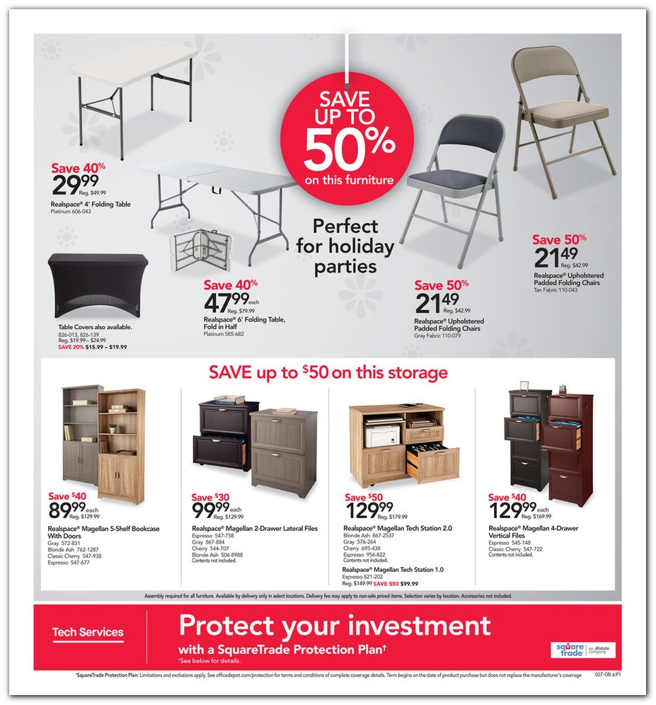 Office Depot® & Officemax® Black Friday 2019 page 5