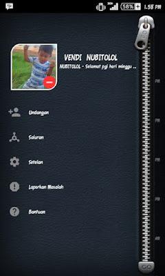 BBM Mod Drack Leather v2.9.0.45
