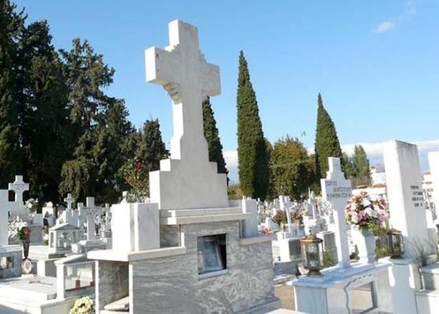 Πήγε στον οικογενειακό τάφο και βρήκε θαμμένο έναν… άγνωστο