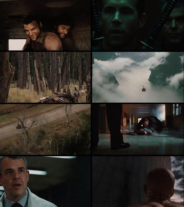 X-Men 4 Origins Wolverine 2009 Dual Audio Hindi 720p BRRip