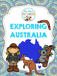 https://www.teacherspayteachers.com/Product/Exploring-Australia-221794