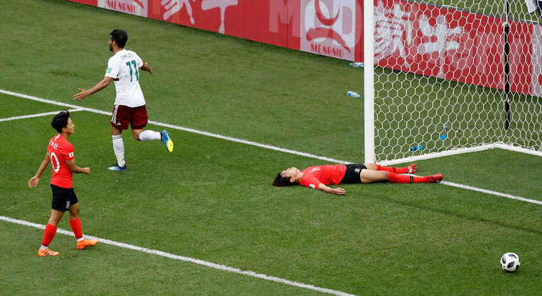 World Cup Analysis: Korea 1-2 Mexico