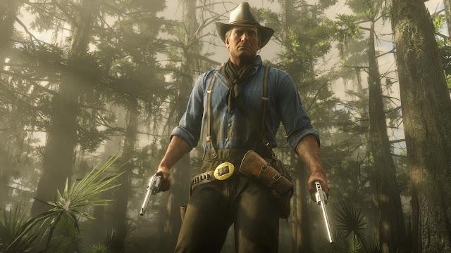 روكستار تكشف عدة مزايا تتعلق بالأسلحة خلال لعبة Red Dead Redemption 2 و تفاصيل جد مهمة ..