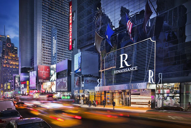 Book a room at Renaissance New York Times Square Hotel to enjoy chic accommodations, boutique perks and an exceptional location in the heart of the city.
