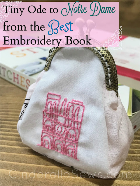 See mini projects from my favorite embroidery and cross stitch book and get a sneak peak on new products coming to my shop! #crossstitch #embroidery #bookreview #needlepoint #sewingprojects #sewinginspiration #sewing