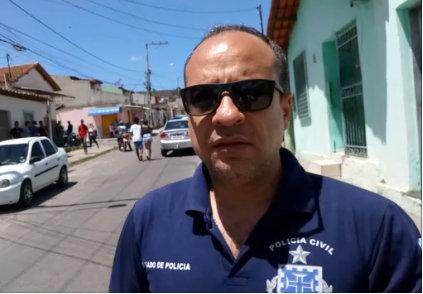 CASO HIAGO (Vídeo) | Corpo encontrado carbonizado é do motorista desaparecido, reconhece familiares