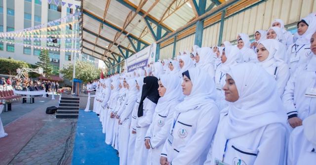 قبول دفعه تمريض 2019 مدارس التمريض التابعة للصحة وذلك بمجموع ٢٦٠