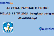 Soal PAT / UAS Sosiologi Kelas 11 Tahun 2021 (Lengkap dengan Jawabannya)