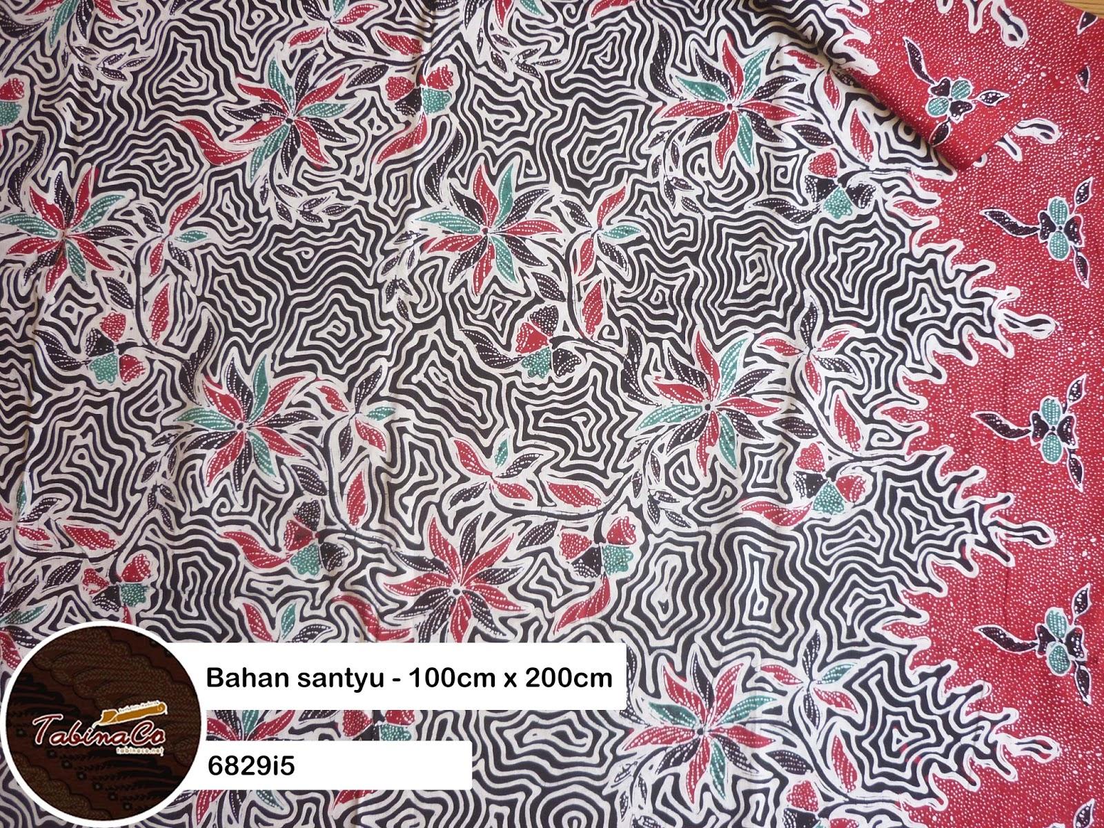 Harga Kain Batik Tulis Madura murah  tabinaco batik madura